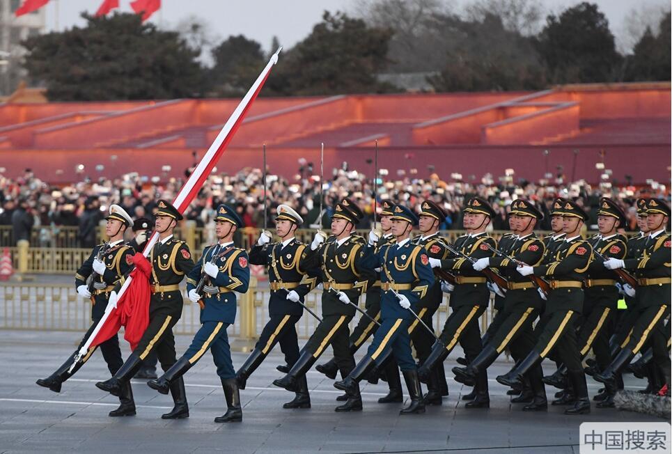 2018年1月1日国内外重要新闻中国梦随梦而行