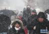 美国东北部暴风雪肆虐 纽约州多地进入紧急状态