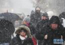 美国东北部暴风雪肆虐