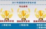 河北十项科研成果获2017年度国家科学技术奖