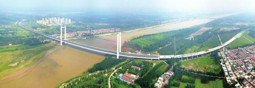 齐河黄河公路大桥通过验收 已具备通车条件