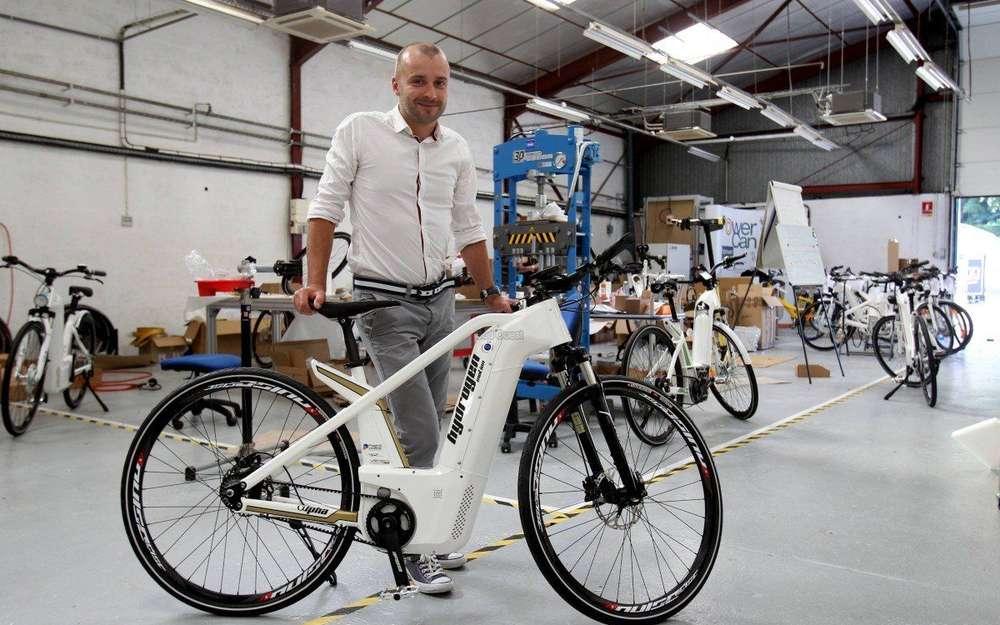 这个自行车凭啥卖6万