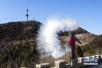 寒潮伴小雪 最高降温10度!济南发布寒潮蓝色预警