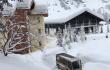 瑞士滑雪胜地半月内再度封山 数千名游客被困