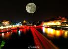 昨晚的超级蓝色红月亮是不是没看到?没关系,一组兵哥哥拍的美图送给你