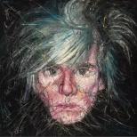 安迪·沃霍尔肖像