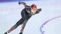 速度滑冰女将郝佳晨:滑得很满意 差距在缩小