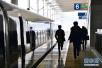 济南火车站春节发送旅客27.63万人 手机购票超八成