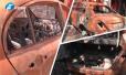 许昌男子买新车过大年 不料45天后却被烧成一堆废铁