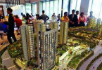 """""""最严调控""""一年 中国房地产市场现转折"""