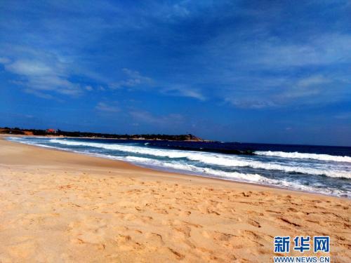 北京pk10官网直播:烟台滨海西路海岸线将建成旅游景区 预计年底完工
