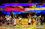 话剧《共同家园》在拉萨公演