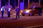 优步自动驾驶车撞死行人视频公布 司机惊呆了