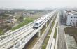 上海APM轨交线有望月底试运营