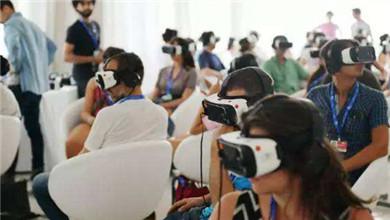 """""""北影节""""首设VR单元 带你体验虚拟现实"""