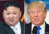 白宫否认特朗普金正恩通话 美媒称CIA局长秘访朝鲜!
