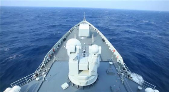 人民海军成立69周年 海军工程大学:不忘初心再出发