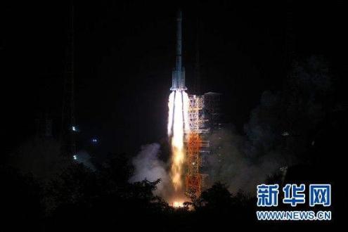 """5月出征!嫦娥四号中继星有名字了 叫""""鹊桥"""""""