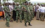 刚果(金)恐怖分子袭击布隆迪村庄致26人死亡