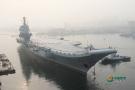 向祖国献礼!母亲节当天我国第二艘航母首次出海试验