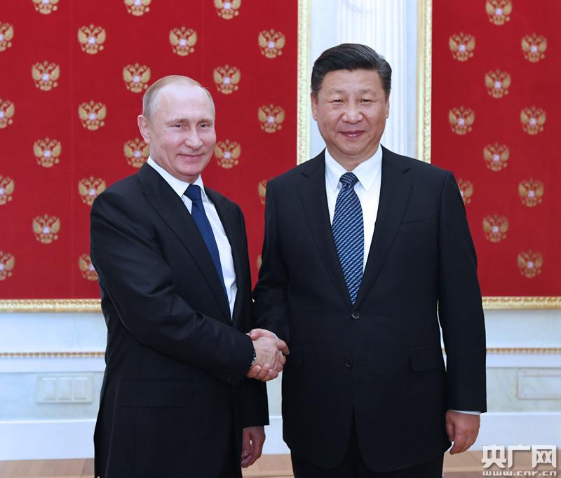 怎样买彩票才能中大奖是最实用的的一种方法:普京新任期首次访华 美媒:美国压力拉近中俄距离