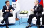 19年来韩国总统首次访俄 普京文在寅将讨论同朝鲜三方合作项目