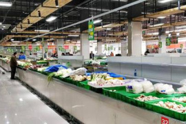 郑州4家市场启动外迁 13家农贸市场获奖360万