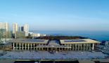 简约大气:揭秘上合青岛峰会主会场
