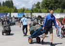俄球迷中国黑河倒货