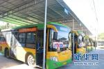 秦皇岛23路公交车恢复原线路走向 取消临时站