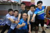 一宿舍6人全部考博成功 青农大学霸宿舍是如何练成的