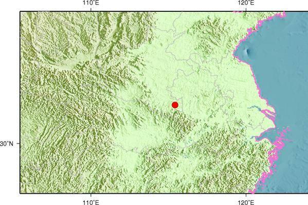 河南信阳发生3.6级地震 震源深度9千米