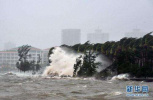 """防抗台风战役正在打响——""""玛莉亚""""登陆点采访见闻"""
