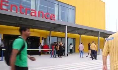 宜家进入印度市场 开设首家分店