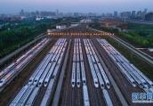 国庆高铁票开售 郑州开往武汉方向的车票售罄