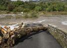 法国南部暴雨