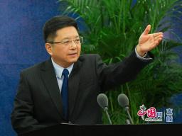 """媒体称美国拟在台湾海峡派军舰""""展示武力"""" 国台办回应"""