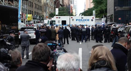 美有线电视新闻网纽约办公楼收到爆炸装置包裹