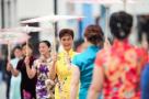 中国丝瓷艺术生活展(英国站)在伦敦开幕