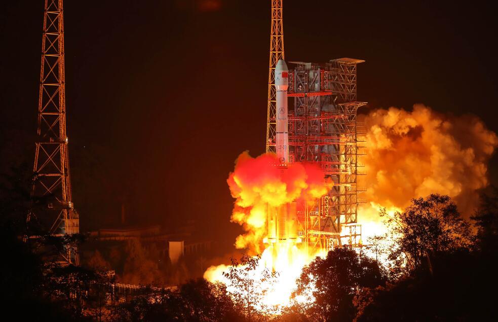 属于中国的登月探测器已出发 将首登月球背面