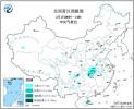 新疆西藏等地有雪 节前大部分地区大气扩散条件较好
