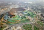 北京世园会进入全面布展阶段 中国馆突出生态主题