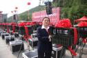 【奋进新时代 出彩河南人】郭建华:为乡亲服务的信念永远映在那方银幕上