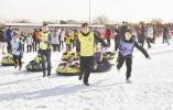石家庄:本雪季已有超过150万人参与冰雪运动