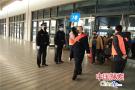 河南省地方铁路公安局周口分局护航复工专列开行