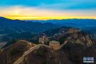 串门儿游津冀!河北金山岭长城近半数游客来自北京