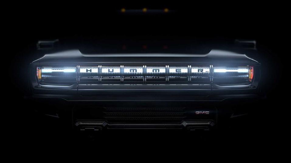配备可拆卸车顶 HUMMER EV内部预告图公布