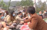 河南寶豐:老師山村趕大集 消費扶貧顯真情