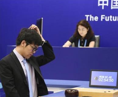 柯洁与AlphaGo的巅峰对决 重点不在输赢
