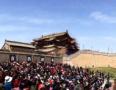 张家口:端午节蔚州古城民俗活动多